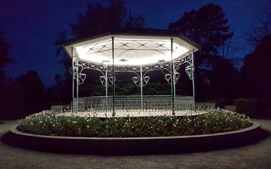 MORGES BANDSTAND